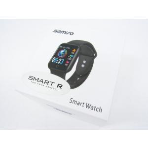 未開封 semiro SMART R NY-07WH Smart Watch スマートウォッチ