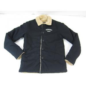 《メンズトップス》Suciety サブサエティー 長袖 裏ボア デッキジャケット SIZE:M メンズ 衣類 中古 thrift-webshop