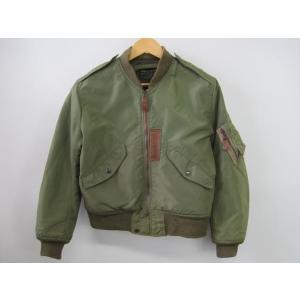 《メンズ/スーツ》BUZZ RICKSON'S バズリクソンズ L-2 JKT カーキー メンズ SIZE:36【中古】|thrift-webshop