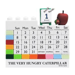 はらぺこあおむし ブロックカレンダー(万年カレンダー) 060867|thrive