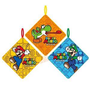 期間限定クーポンあり ループタオル3枚組 スーパーマリオ 「レッツチャレンジ」 695298 メール...