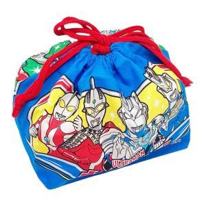ウルトラマンオーブ ランチ巾着弁当袋 110290