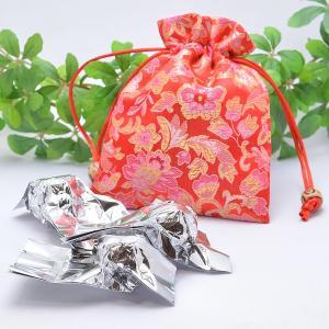 工芸茶3種 巾着袋付き 約7g×3種