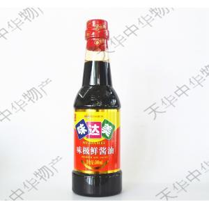 中華物産 味達美味極鮮中国醤油(濃口) 中華料理人気商品・中華食材調味料・中国名物500ml