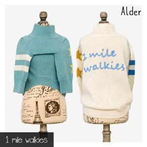 上質なウールを使用した定番のセーター。 丁寧に施されたチェーン刺しゅうのブランドロゴ、トラディショナ...