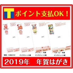 2019年 お年玉付き 年賀はがき 平成31年 年賀状(3万円でさらに送料割引)