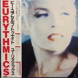 EURYTHMICS / BE YOURSELF TONIGHT 帯付