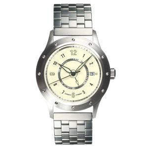 SCHAUER シャウアー【DAY-DATE ZENTRAL】デイデイト ゼントラル クーブスブレス 腕時計 JS-DD-ZENTCRM-KB|tictac