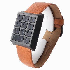 SAFETY BOX WATCH セーフティーボックス 腕時計 HAU-SB-BK/BR 【送料無料】【代引き手数料無料】|tictac