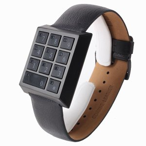 SAFETY BOX WATCH セーフティーボックス 腕時計 HAU-SB-ALLBK 【送料無料】【代引き手数料無料】|tictac