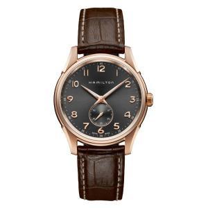 HAMILTON ハミルトン TiCTAC国内限定モデル JAZZMASTER THINLINE PETITE SECOND ジャズマスターシンライン プチセコンド 腕時計 【国内正規品】 H3844 tictac