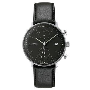 JUNGHANS MAXBILL ユンハンス マックスビル クロノグラフ (クロノスコープ) 腕時計 JH-027.4601.00|tictac