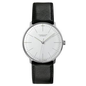 JUNGHANS MAXBILL ユンハンス マックスビル オートマチック 腕時計 JH-027.3501.00|tictac