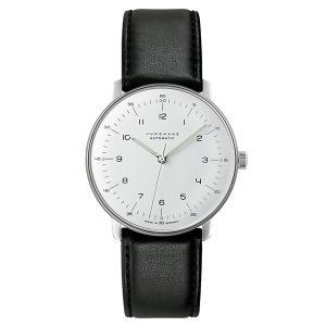 JUNGHANS MAXBILL ユンハンス マックスビル オートマチック 腕時計 JH-027.3500.00|tictac