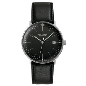 JUNGHANS MAXBILL ユンハンス マックスビル オートマチック 腕時計 JH-027.4701.00|tictac