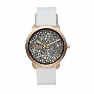 DIESEL ディーゼル FLARE ROCKS 【国内正規品】 腕時計 レディース DZ5551 【送料無料】【代引き手数料無料】|tictac