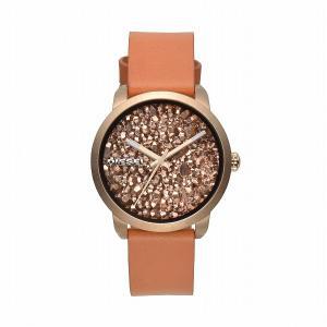 DIESEL ディーゼル FLARE ROCKS 【国内正規品】 腕時計 レディース DZ5552 【送料無料】【代引き手数料無料】|tictac