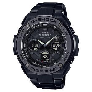 502f7a187c G-SHOCK ジーショック G-STEEL ジースチール 電波ソーラー 腕時計 メンズ GST-W110BD-1BJF