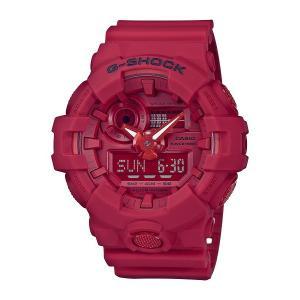 G-SHOCK ジーショック CASIO カシオ 35th Anniversary RED OUT 【国内正規品】 腕時計 GA-735C-4AJR 【送料無料】【代引き手数料無料】|tictac