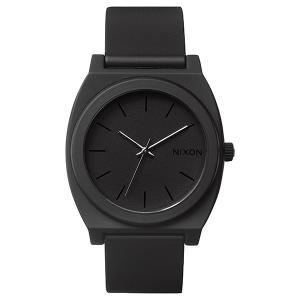 NIXON ニクソン Time Teller P タイムテラー マットブラック 国内正規品 腕時計 ...