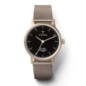 TRIWA トリワ ROSE ELVA ROSE MESH 【国内正規品】 腕時計 レディース ELST102-EL021414 【送料無料】【代引き手数料無料】|tictac