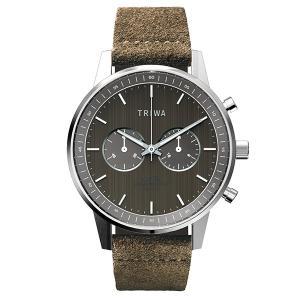 TRIWA トリワ NEVIL ネビル NEST131-CL212612 レザー 腕時計 メンズ レ...
