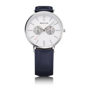 BERING ベーリング Classic Calf Leather & Nylon 日本限定 【国内正規品】 腕時計 BER-14240-604 【送料無料】【代引き手数料無料】|tictac