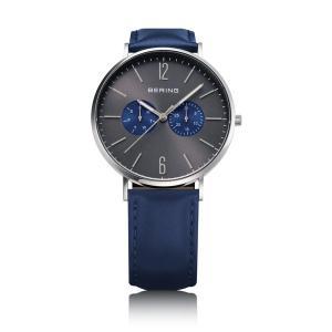 BERING ベーリング Classic Calf Leather & Nylon 【国内正規品】 腕時計 BER-14240-803 【送料無料】【代引き手数料無料】|tictac