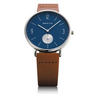 BERING ベーリング Classic Calf Leather 【国内正規品】 腕時計 BER-16338-507 【送料無料】【代引き手数料無料】|tictac
