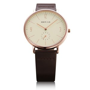 BERING ベーリング Classic Calf Leather 【国内正規品】 腕時計 BER-16338-564 【送料無料】【代引き手数料無料】|tictac