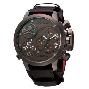 Angel Clover エンジェルクローバー ロエン×エンジェルクローバー(ROEN×Angel Clover) 腕時計 コラボレーションウォッチ ブラウン BE48ROBW|tictac