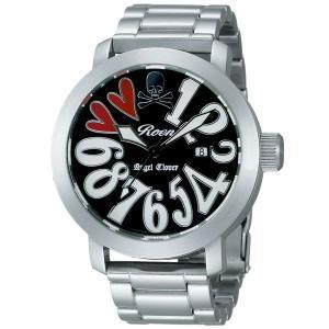 Angel Clover エンジェルクローバー ロエン Roen X Angel Clover スペシャルコラボレーション モデル 腕時計 ウォッチ BE44ROBK|tictac