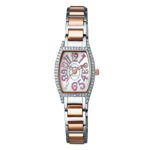 Angel Heart エンジェルハート Platinum Label プラチナムレーベル Flower Collection フラワーコレクション レディース 腕時計 PT18RSA【送料無料】【|tictac