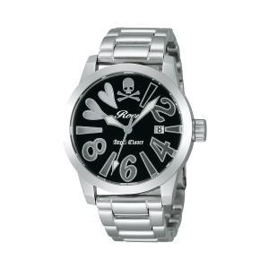 エンジェルクローバー ロエン Roen X Angel Clover コラボモデル SAVANNA COLLECTION サバンナコレクション ブラック レディース 腕時計 BE39ROGY|tictac