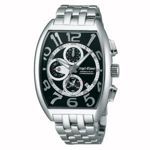 Angel Clover エンジェルクローバー Double Play ダブルプレイ 腕時計 メンズ シルバー DP38SBK 【送料無料】【代引き手数料無料】|tictac