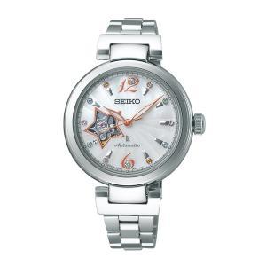 LUKIA ルキア SEIKO セイコー メカニカル クリスマス限定モデル 【国内正規品】 腕時計 レディース SSVM039 【送料無料】【代引き手数料無料】 tictac