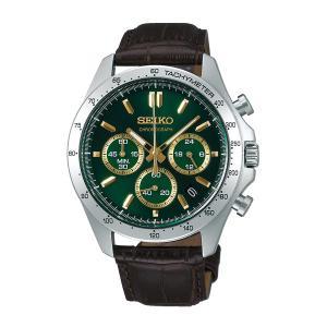 SEIKO SELECTION セイコーセレクション 8Tクロノグラフ 【国内正規品】 腕時計 メンズ SBTR017 【送料無料】【代引き手数料無料】|tictac