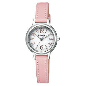 wicca ウィッカ エコドライブ ソーラー CITIZEN シチズン 腕時計 KH9-914-10 【送料無料】【代引き手数料無料】|tictac