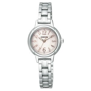 wicca ウィッカ エコドライブ ソーラー CITIZEN シチズン 腕時計 KH9-914-91 【送料無料】【代引き手数料無料】|tictac