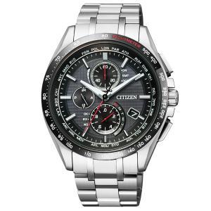 CITIZEN シチズン ATTESA アテッサ エコ・ドライブ ダイレクトフライト 【国内正規品】 腕時計 メンズ AT8144-51E 【送料無料】【代引き手数料無料】|tictac