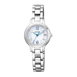 wicca ウィッカ ソーラーテック 【国内正規品】 腕時計 レディース KH4-912-11 【送料無料】【代引き手数料無料】|tictac
