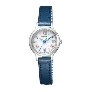 wicca ウィッカ ソーラーテック Summer Limited 【国内正規品】 腕時計 レディース KH4-912-10 【送料無料】【代引き手数料無料】|tictac