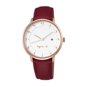 agnes b. アニエスベー マルチェロ ファム  国内正規品 腕時計 レディース  FBSK94...