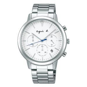 agnes b. アニエスベー SAM ペア 【国内正規品】 腕時計 メンズ FCRT967 【送料無料】【代引き手数料無料】|tictac