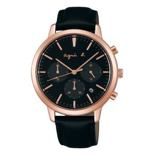 agnes b. アニエスベー SAM ペア 【国内正規品】 腕時計 メンズ FCRT966 【送料無料】【代引き手数料無料】|tictac