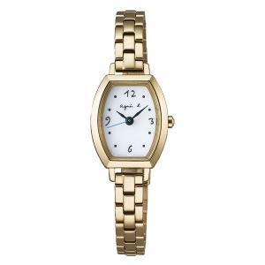agnes b. アニエスベー Marcello マルチェロ ソーラー ファム 【国内正規品】 腕時計 レディース FBSD947 【送料無料】【代引き手数料無料】|tictac