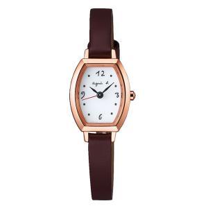 agnes b. アニエスベー Marcello マルチェロ ソーラー ファム 【国内正規品】 腕時計 レディース FBSD945 【送料無料】【代引き手数料無料】|tictac