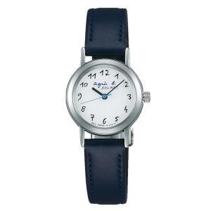 agnes b. アニエスベー Marcello ソーラー TiCTACオンライン別注 ペア 【国内正規品】 腕時計 レディース FBSD709 【送料無料】【代引き手数料無料】|tictac