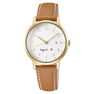 agnes b. アニエスベー Marcello マルチェロ 腕時計 レディース FCSK933