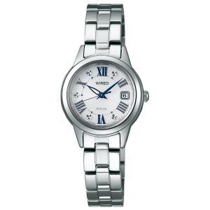 WIRED f ワイアード エフ SEIKO セイコー ソーラー 【国内正規品】 腕時計 レディース AGED078 【送料無料】【代引き手数料無料】|tictac